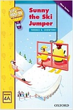 [중고] Up and Away Readers: Level 4: Sunny the Ski Jumper (Paperback)