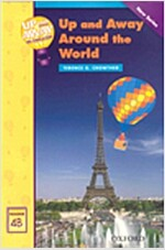 Up and Away Readers: Level 4: Up and Away Around the World (Paperback)