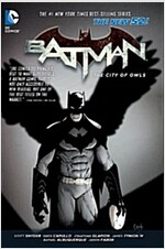 Batman Vol. 2: The City of Owls (the New 52) (Hardcover, 52)