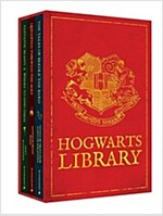 The Hogwarts Library Boxed Set Including Fantastic Beasts & Where to Find Them (Hardcover)