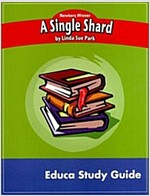 Newbery Study Guide : A Single Shard - Workbook (Paperback)