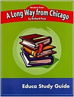 Newbery Study Guide: A Long Way From Chicago (Workbook, Paperback)