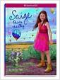 [중고] Saige Paints the Sky (Paperback)