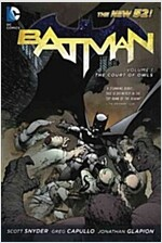 The Court of Owls (Paperback, New 52)