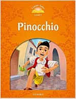 Classic Tales Second Edition: Level 5: Pinocchio e-Book & Audio Pack (Paperback, 2 Revised edition)