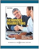 Services Marketing  (6th Edition, Paperback)