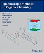 SPECTROSCOPIC METHODS IN ORGANIC CHEMISTRY (Paperback)