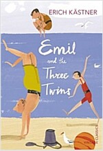 Emil and the Three Twins (Paperback)