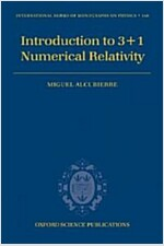Introduction to 3+1 Numerical Relativity (Hardcover)