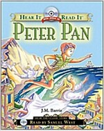 Peter Pan [With CD (Audio)] (Hardcover)