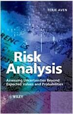 Risk Analysis (Hardcover)