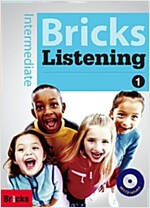 Bricks Listening intermediate 1 (Student Book + DIC(with MP3 CD))