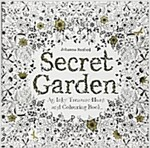 Secret Garden : An Inky Treasure Hunt (Paperback)