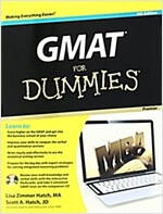 GMAT for Dummies, with CD (Paperback, 6, Premier 6th)