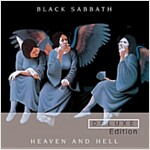[중고] [수입] Black Sabbath - Heaven And Hell [2CD Deluxe Expanded Edition] [Jewel Case]