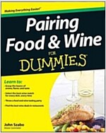 Pairing Food and Wine for Dummies (Paperback)