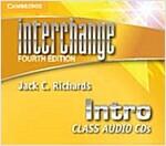 Interchange Intro Class Audio CDs (3) (CD-Audio, 4 Revised edition)