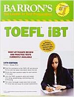 Barron's TOEFL iBT: Internet-Based Test (Paperback, 14)