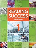 Reading Success Second Edition 1 Student's Book with MP3 CD