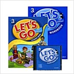 Let's Go 3 Set (Student Book + Workbook + Audio CD, 4th Edition)