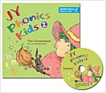 JY Phonics Kids 2 (New)(StudentBook+CD)