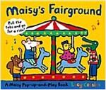 Maisy's Fairground: A Maisy Pop-Up-And-Play Book (Hardcover)