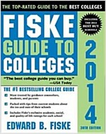 Fiske Guide to Colleges 2014 (Paperback, 30, Revised)