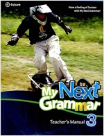 My Next Grammar 3 (Teacher's Manual)
