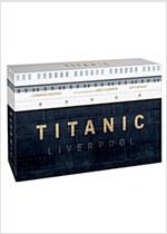 [중고] [3D 블루레이] 타이타닉 : 한정판 더블팩 (4disc: 3D+2D)