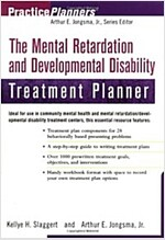 The Mental Retardation and Developmental Disability Treatment Planner (Paperback)