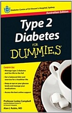 Type 2 Diabetes For Dummies, Australian Edition (Paper)