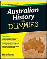 Australian History for Dummies (Paperback)