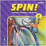 Spin!, Level D: Grammar, Vocabulary, and Writing (Audio CD)