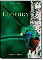 Ecology: The Experimental Analysis of Distribution and Abundance (Hardcover, 6)