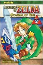 The Legend of Zelda, Volume 2: Ocarina of Time (Paperback)
