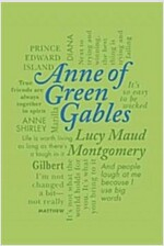 Anne of Green Gables (Imitation Leather)