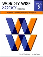 Wordly Wise 3000: Book 8 (Paperback, 3rd Edition)