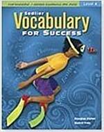 Vocabulary for Success : Level A, Grade 6 (Paperback)