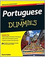 Portuguese for Dummies [With CD (Audio)] (Paperback, 2)