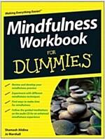 Mindfulness Workbook for Dummies (Paperback)