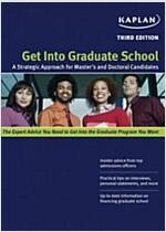 Kaplan Get Into Graduate School (Paperback, 3rd)