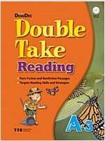 Double Take Reading Level A-3 : Student Book (Paperback+Audio CD 1장)