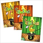 Speaking Cue 1~3 SET (Studentbook+CD+Workbook)