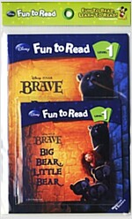 Brave : Big bear, Little bear (Paperback + Workbook + Audio CD 1장)