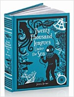 Twenty Thousand Leagues Under the Sea (Hardcover)