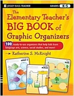 The Elementary Teacher's Big Book of Graphic Organizers, K-5: 100+ Ready-To-Use Organizers That Help Kids Learn Language Arts, Science, Social Studies (Paperback)