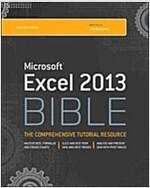 Excel 2013 Bible (Paperback)