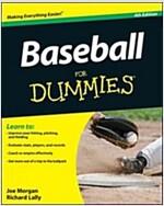 Baseball for Dummies (Paperback, 4)