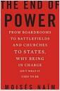 [중고] The End of Power (Hardcover)