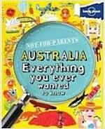 Australia Not For Parents Au UK 1 (Paperback)
